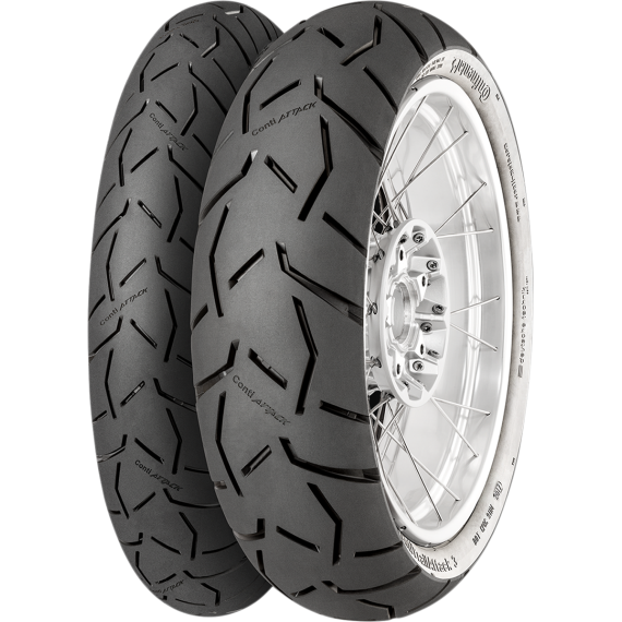 Continental Tire Trail Attack 3 - 100/90-19
