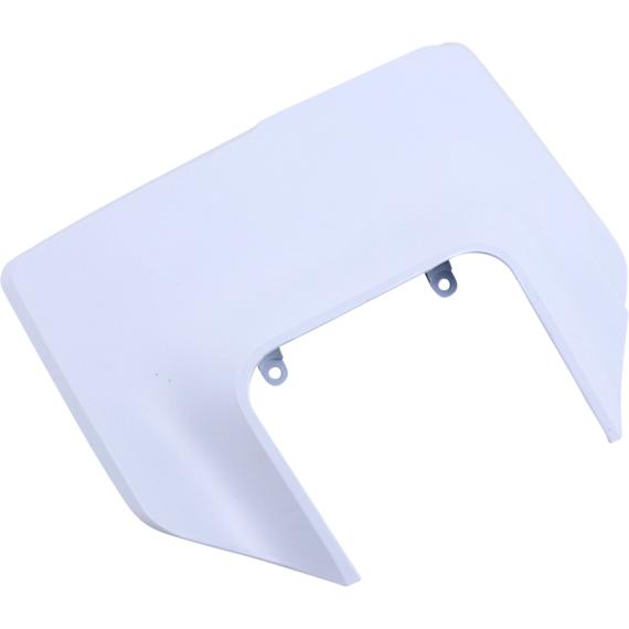 Acerbis Headlight Mask - White - Husqvarna
