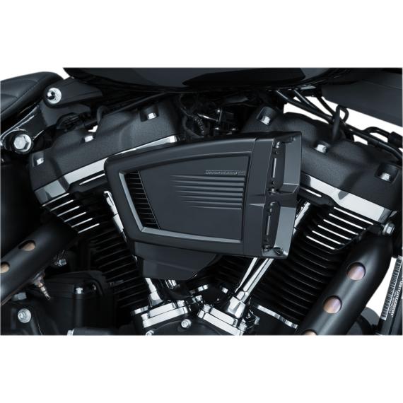 Kuryakyn Hypercharger ES M8 Black