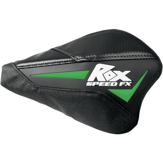 Rox Speed FX Green/Black Flex Tec Handguards
