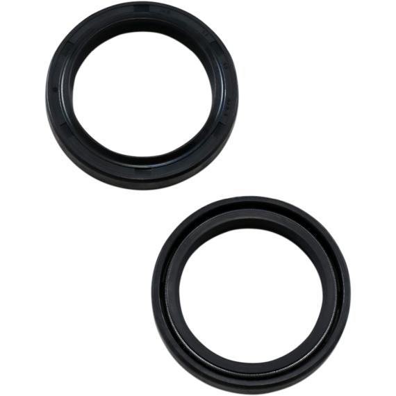 Parts Unlimited Fork Seals - 37x49x8