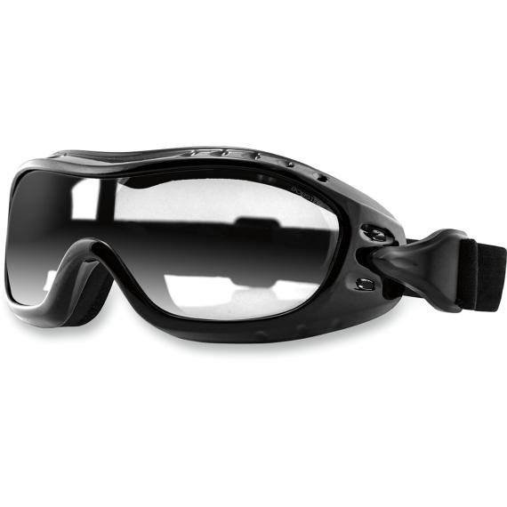 Bobster Night Hawk Goggles - Clear