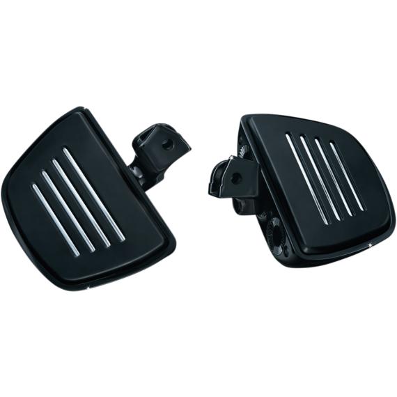 Kuryakyn Premium Mini Board - Black - Adapter