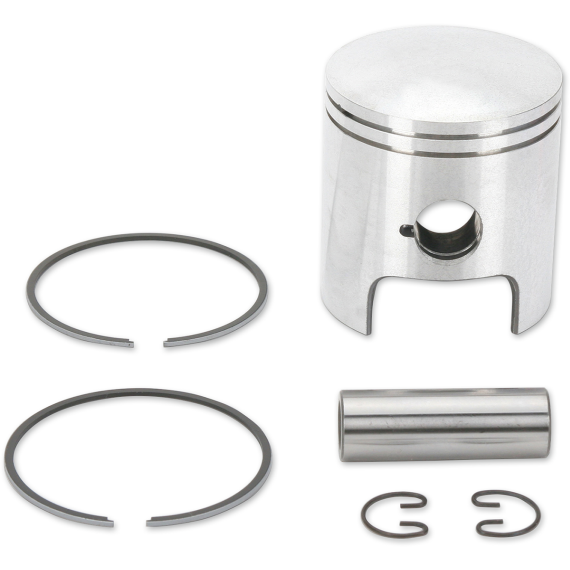 Parts Unlimited Piston Assembly - Rotax - Standard
