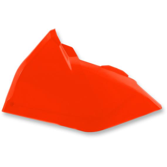 Acerbis Airbox Cover - KTM - 16 Fluorescent Orange