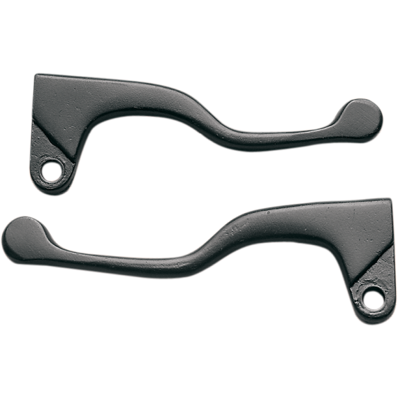 Parts Unlimited Black Shorty Lever for Honda