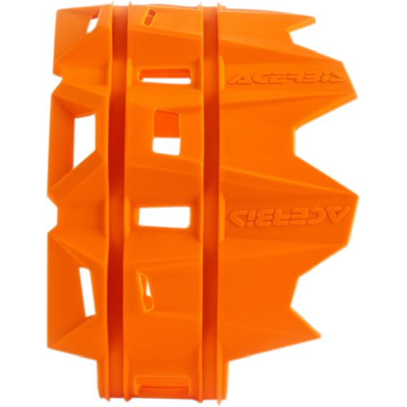 Acerbis Silencer Guard - Orange
