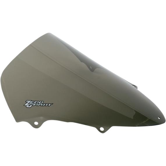 Zero Gravity Sport Winsdscreen - Smoke - GS500F