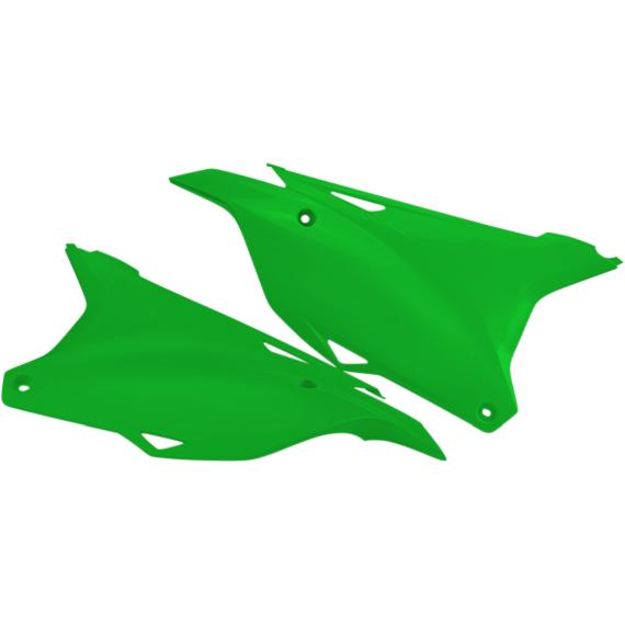 Acerbis Side Panels - KX85/100 - Green