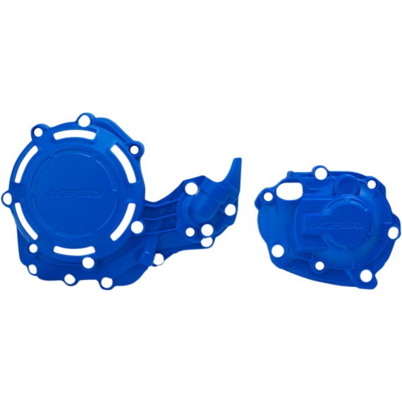 Acerbis X-Power Cover - Blue - Yamaha YZ