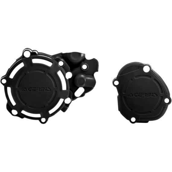 Acerbis X-Power Cover - Black - Yamaha