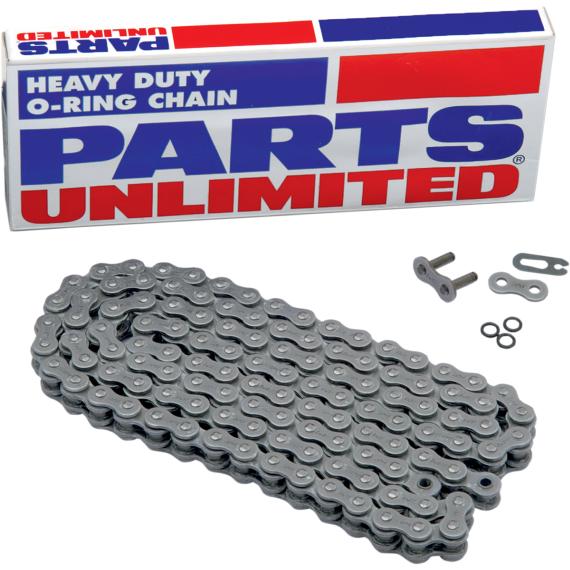 Parts Unlimited 530 O-Ring Series - Bulk Drive Chain - 100 Feet