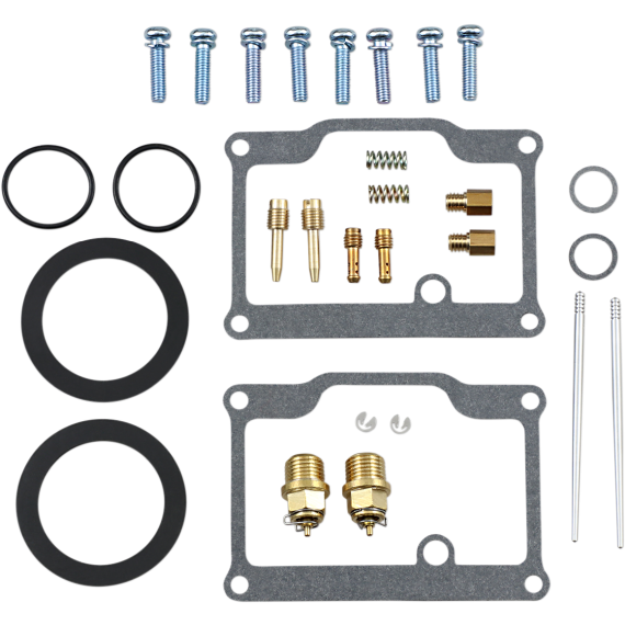 Parts Unlimited Carburetor Rebuild Kit Polaris