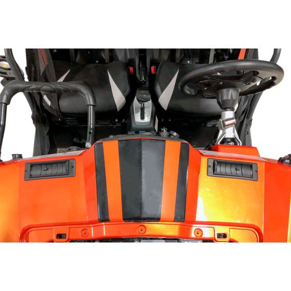 Moose Racing Cab Heater - CF Moto
