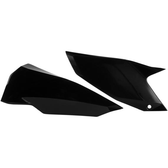 Acerbis Side Panels - Husqvarna - Black