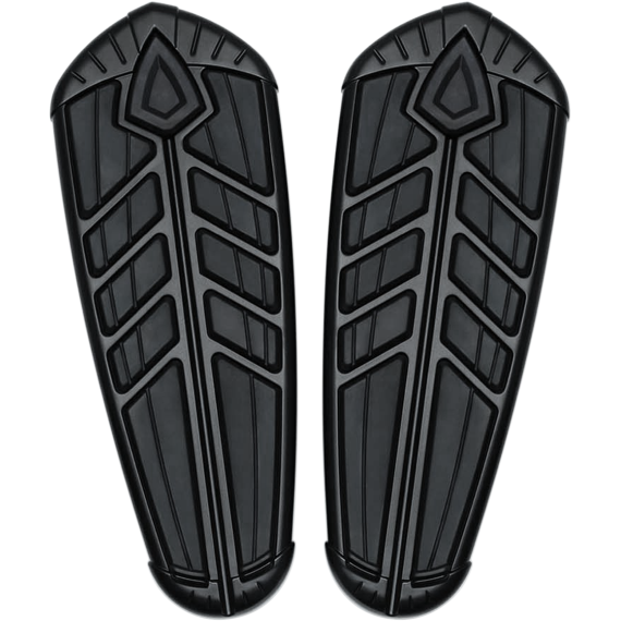 Kuryakyn Spear Floorboard Insert - Black
