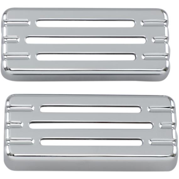 Kuryakyn Reflector Covers - Chrome