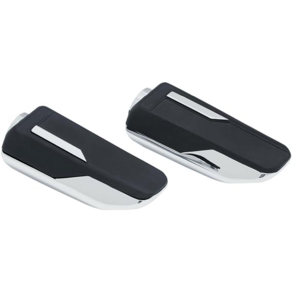 Kuryakyn Omni Pegs - Without Adapters - Chrome