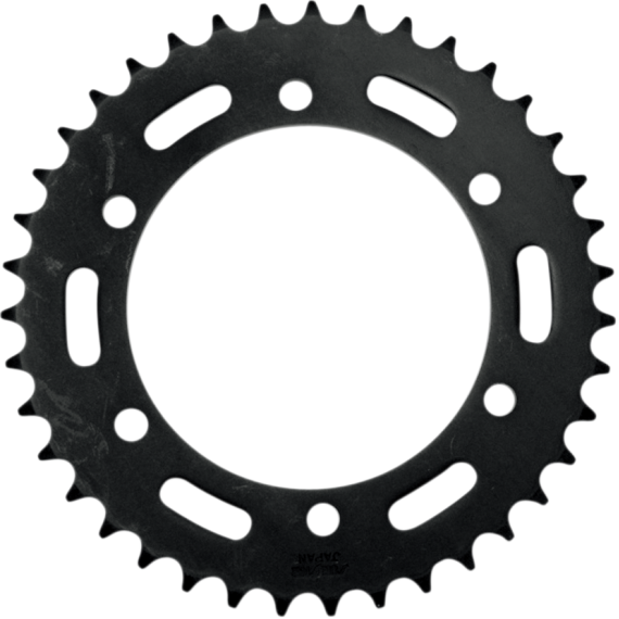 Sunstar Sprockets Steel Rear Sprocket - 38-Tooth - Kawasaki