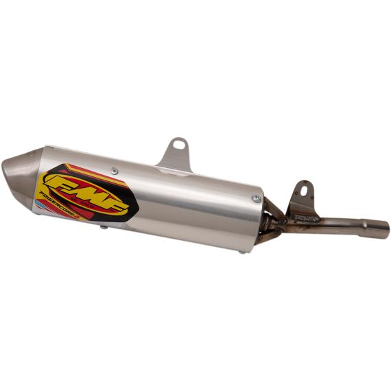 FMF RACING Mini PowerCore 4 Slip-On Muffler - with Spark Arrestor - CRF110F '19+