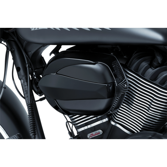 Kuryakyn Air Cleaner Vantage Indian Black