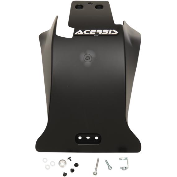 Acerbis Skid Plate - 250 RR - Black