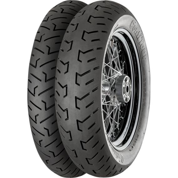 Continental Tire - Tour - 120/70B21 68V