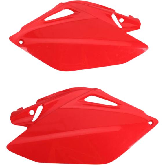 Acerbis Side Panels - 06 CRF250 - Red