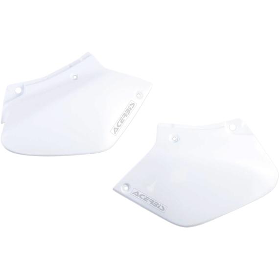 Acerbis Side Panels - XR250/4 96-00 - White