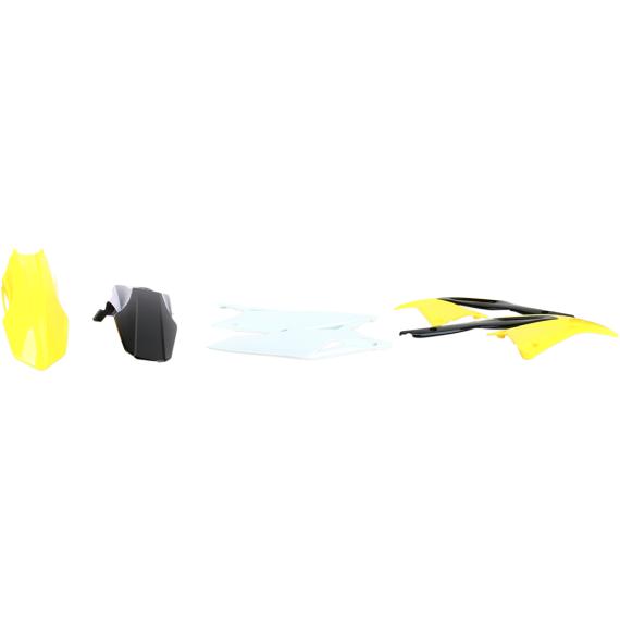 Acerbis Standard Body Kit - '13 OE Yellow/Black/White