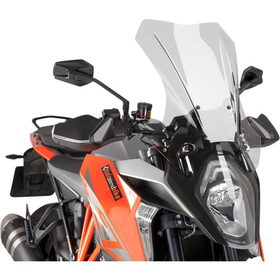 PUIG New Generation Windscreen - Clear - KTM 1290