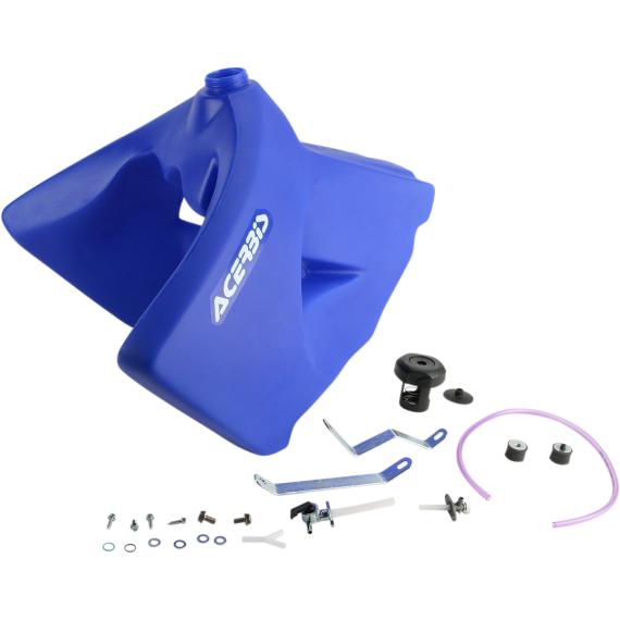 Acerbis Gas Tank - Blue - 6.6 Gallon - Yamaha