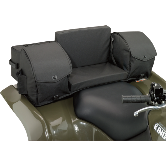 Moose Racing Ridgetop Rear Rack Bag - Black