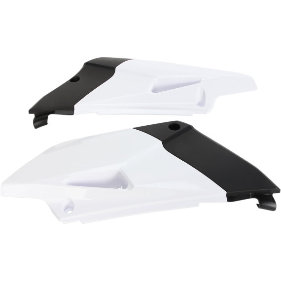 Acerbis Side Panels - YZ 85 - White