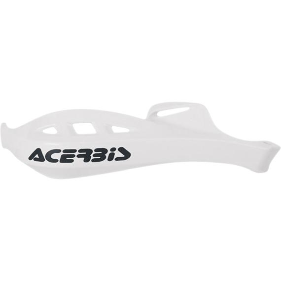 Acerbis White Rally Profile Handshields