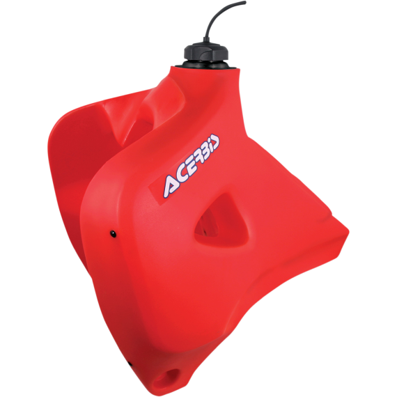 Acerbis Gas Tank - Red - 6.3 Gallon - Honda