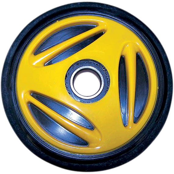 Parts Unlimited WHEEL,BOMB 165MM YELLOW