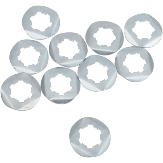 Moose Racing Washer/Snap Ring Counter Shaft 10 Pack