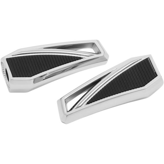 Kuryakyn Phantom Footpegs Without Adapter - Chrome