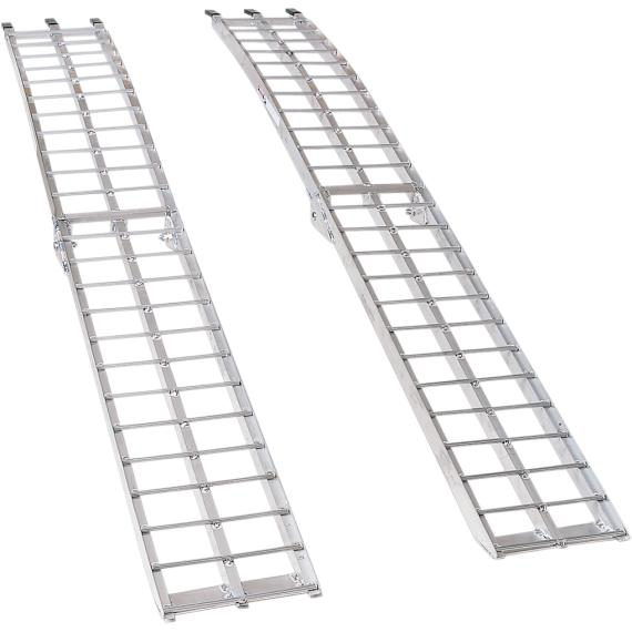 "Moose Racing Arched Folding Ramp - 12"" x 90"""