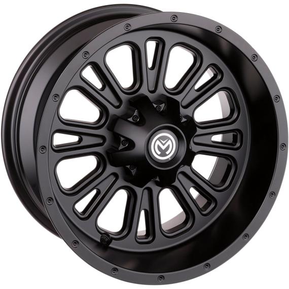 Moose Racing Wheel - 399MO - 12X7 - 4/156
