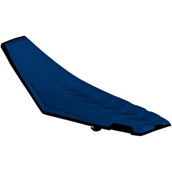 Acerbis X-Seat Air - Blue/Black - Husqvarna