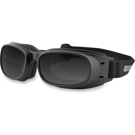 Bobster Piston Goggles - Matte Black - Smoke