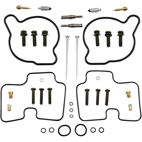 Parts Unlimited Carburetor Kit Honda VTR1000F