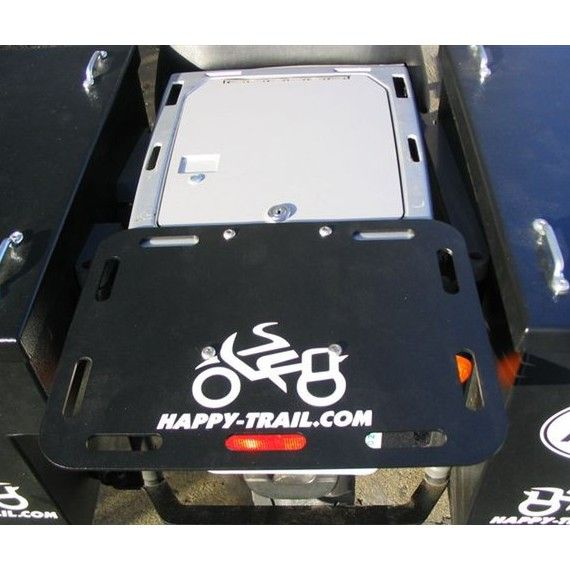 Happy Trails Products Happy Trails Adventure Tail Plate BMW R1100GS - R1150GS/GSA