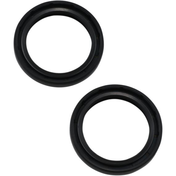 Parts Unlimited Fork Seals - 22x35x5