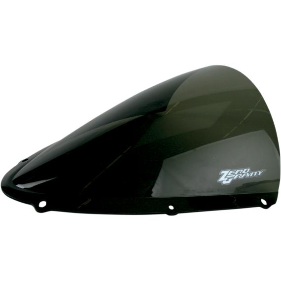 Zero Gravity Corsa Windscreen - Smoke - GSXR 600/750 '08-'10