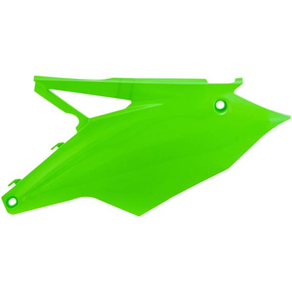 Acerbis Side Panels - KX250F - Fluorescent Green
