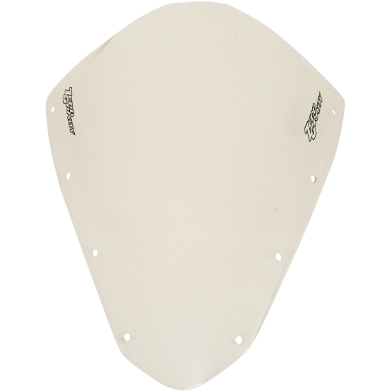 Zero Gravity Corsa Windscreen - Clear - Ninja H2R