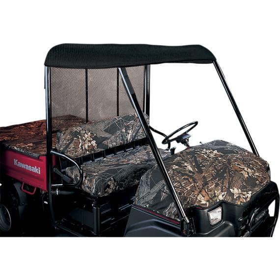 Moose Racing Roof Cap - Mule - Black